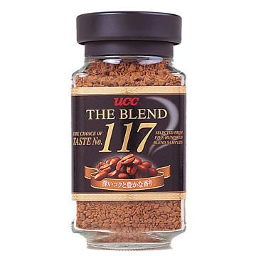 款UCC 117 即溶咖啡90g
