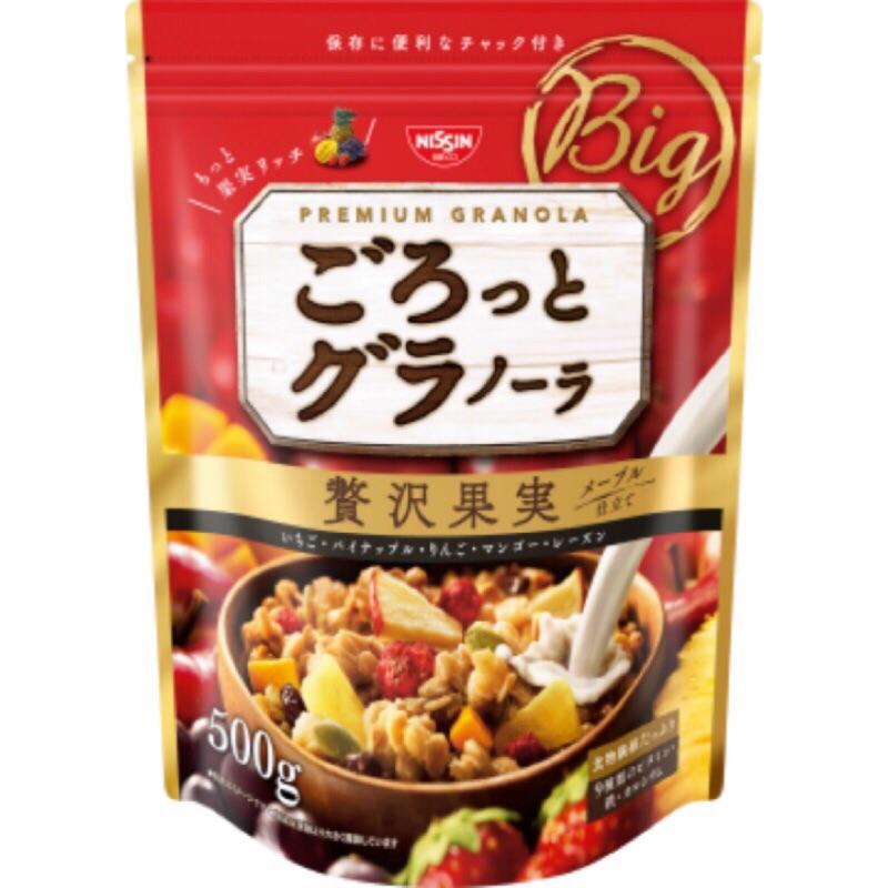 日清水果燕麥500 克,抹茶燕麥