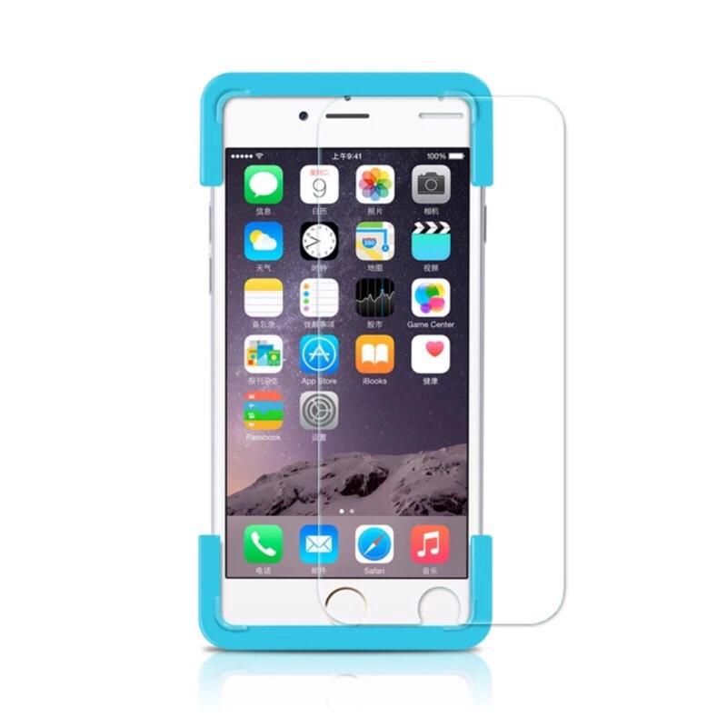 ( )iPhone6 6s Plus 5 5 寸鋼化膜防指纹油污高清晰易贴合9H 防刮防摔