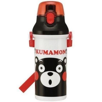 製熊本熊兒童水壺直飲式水壺保冷水壺480ml