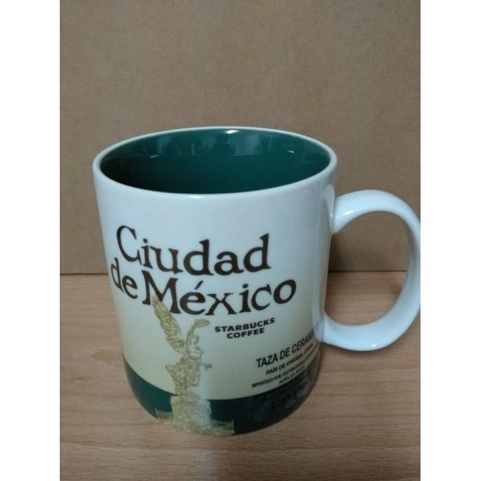 星巴克城市杯墨西哥市杯Mexico