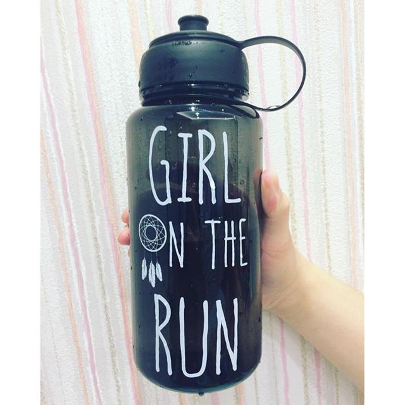 Girl On The Run 捕夢網水壺