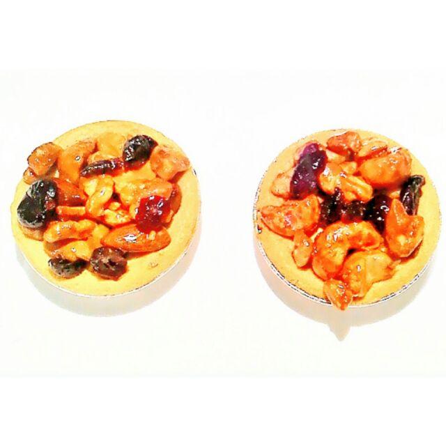 綜合堅果豆塔