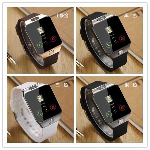 藍牙智能手表手環手機安卓蘋果三星穿戴插卡電話防水定位 手表