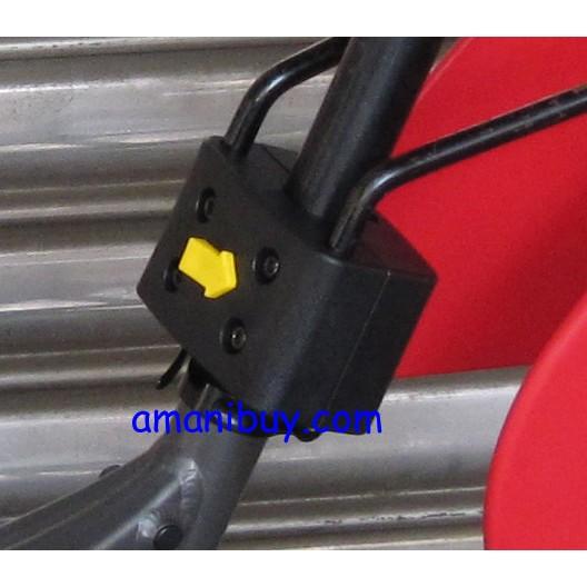 GH 511 、GH 516 自行車快拆兒童安全座椅 固定器固定座黃箭頭版本