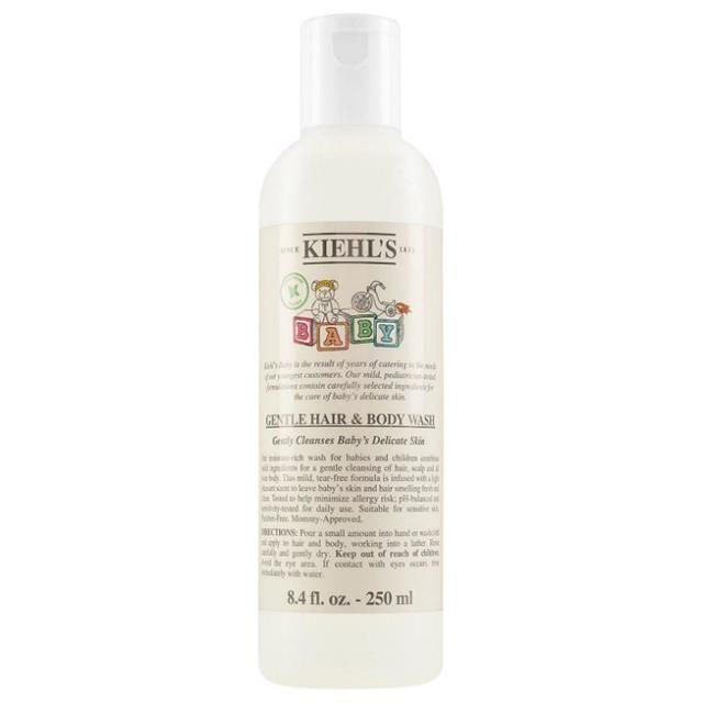 Kiehl 's 契爾氏嬰兒寶貝沐浴清潔30ml 體驗瓶頭髮身體都 昇恆昌滿額贈