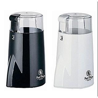 今日超殺價【 】寶馬牌咖啡電動磨豆機 版黑、白輕巧方便攜帶SHW 299