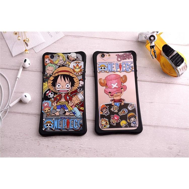 IPHONE 6 6s plus 手機保護殼套航海王海賊王魯夫喬巴海賊旗
