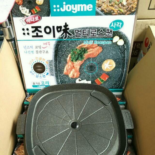 請選全家取貨,只限一個韓國joyme 方烤盤一入