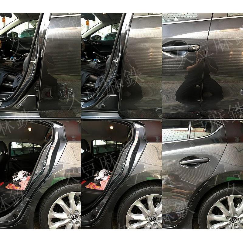 ~BOB ~New Mazda 3 新馬三新馬3 車系 款A 柱隔音條AX011 B 柱隔