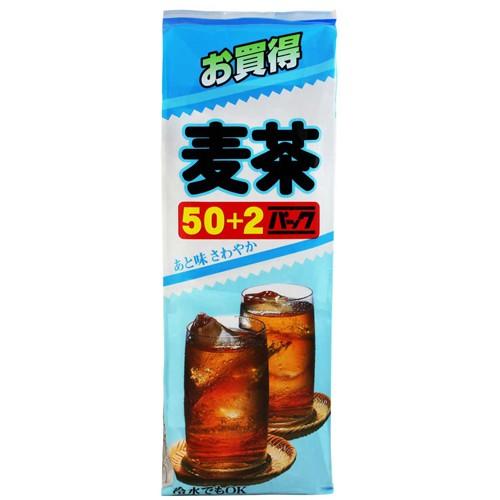 零食~ ~長谷川麥茶52 入冷熱皆可沖泡!大推~ 款