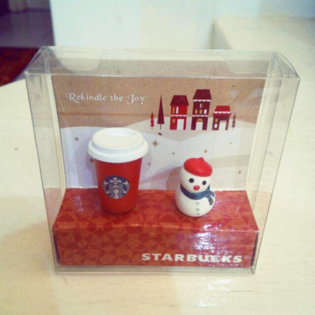 Starbucks 星巴克聖誕耳機塞2 入