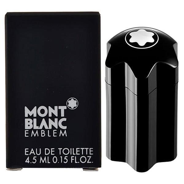 ~超激敗~Mont blanc Emblem 萬寶龍男性淡香水4 5ML 小香
