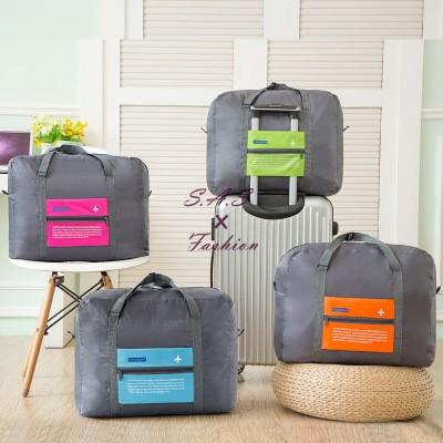S A S ✨ ✨旅行收納包旅行摺疊包收納環保袋行李擴充袋行李拉桿收納袋收納手提袋拉鍊手提
