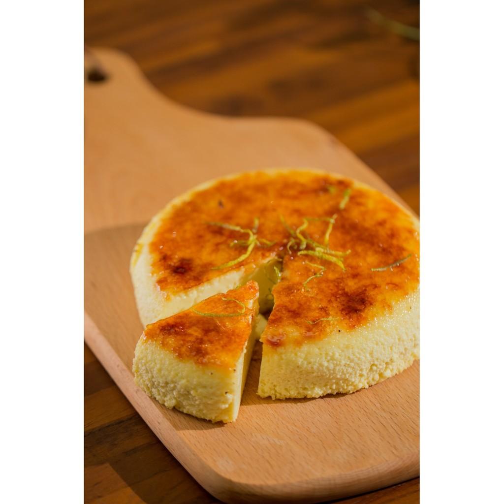 [波波哈妮]火烤焦糖布丁乳酪蛋糕