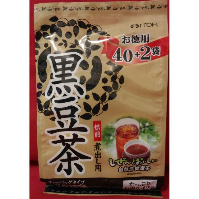 ITOH 井藤德用黑豆茶5g 42 伊藤茶飲