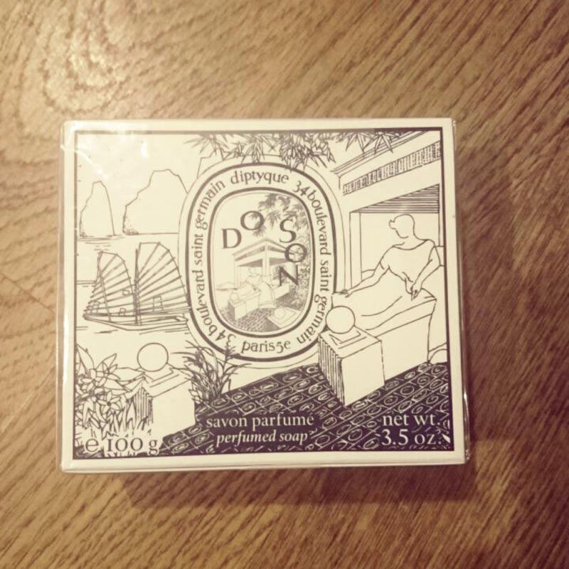 Diptyque 絕版Doson 香氛皂100g