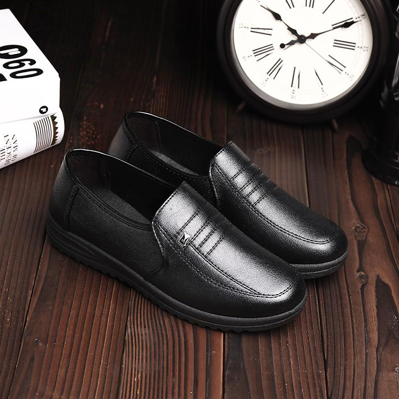 男皮鞋懶人鞋休閒鞋 鞋英倫鞋皮鞋球休閒鞋子休閒皮鞋 鞋子 皮鞋春夏男士皮鞋商務 皮鞋 酒店