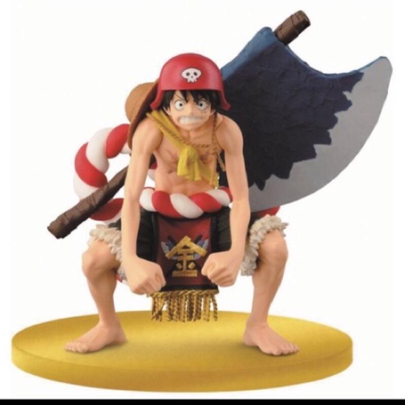 賠售  代理海賊王航海王Gold 王SP 頂上決戰魯夫金太郎