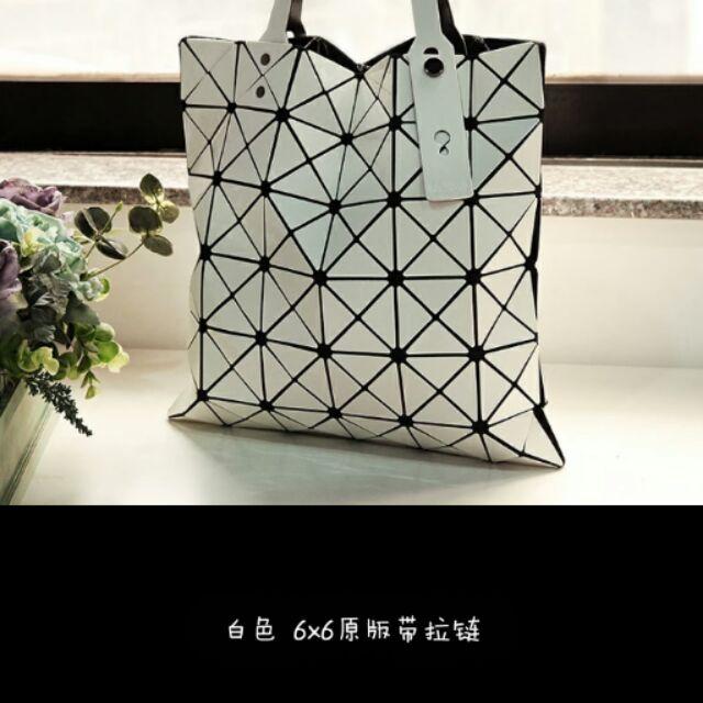 同款2016 菱形折叠包幾何菱格包单單肩手提百变變女士包
