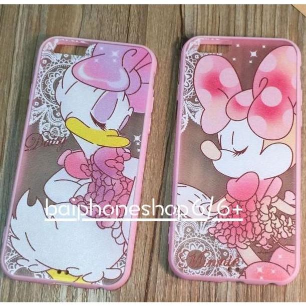 米妮黛西iPhone 6s 6 plus 6s plus 迪士尼手機殼框軟殼硬保護套