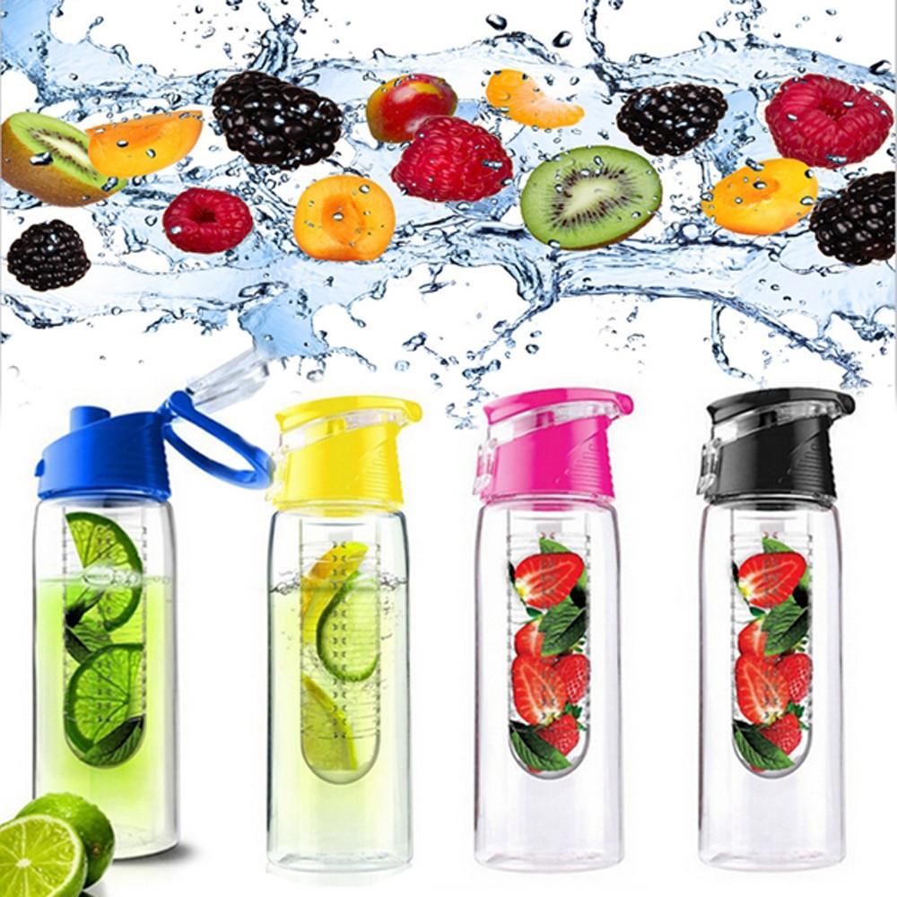 風靡韓美塑料杯TRITAN 水壺戶外 檸檬水杯子神器水果杯果汁杯
