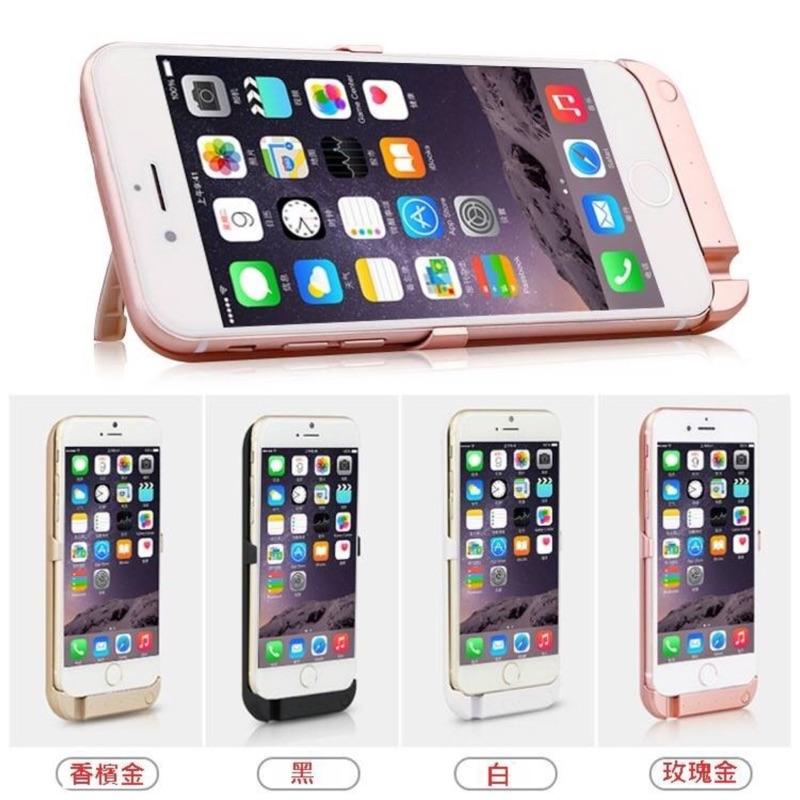 Na Na  Iphone6 6s iphone6 6s plus 手機背蓋充電行動電源1