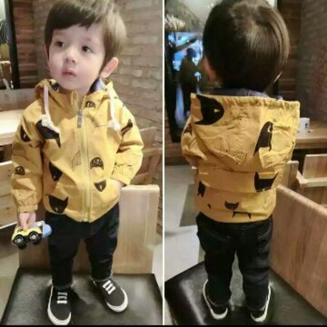 男童沖鋒衣外套2016 秋裝春秋  兒童寶寶休閒上衣男童風衣外套
