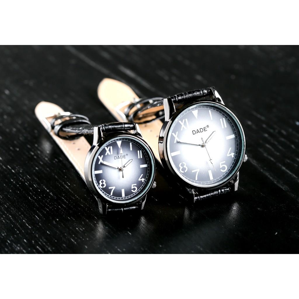 情侶 簡約黑白漸層 男錶女錶手錶~SB050607 ~