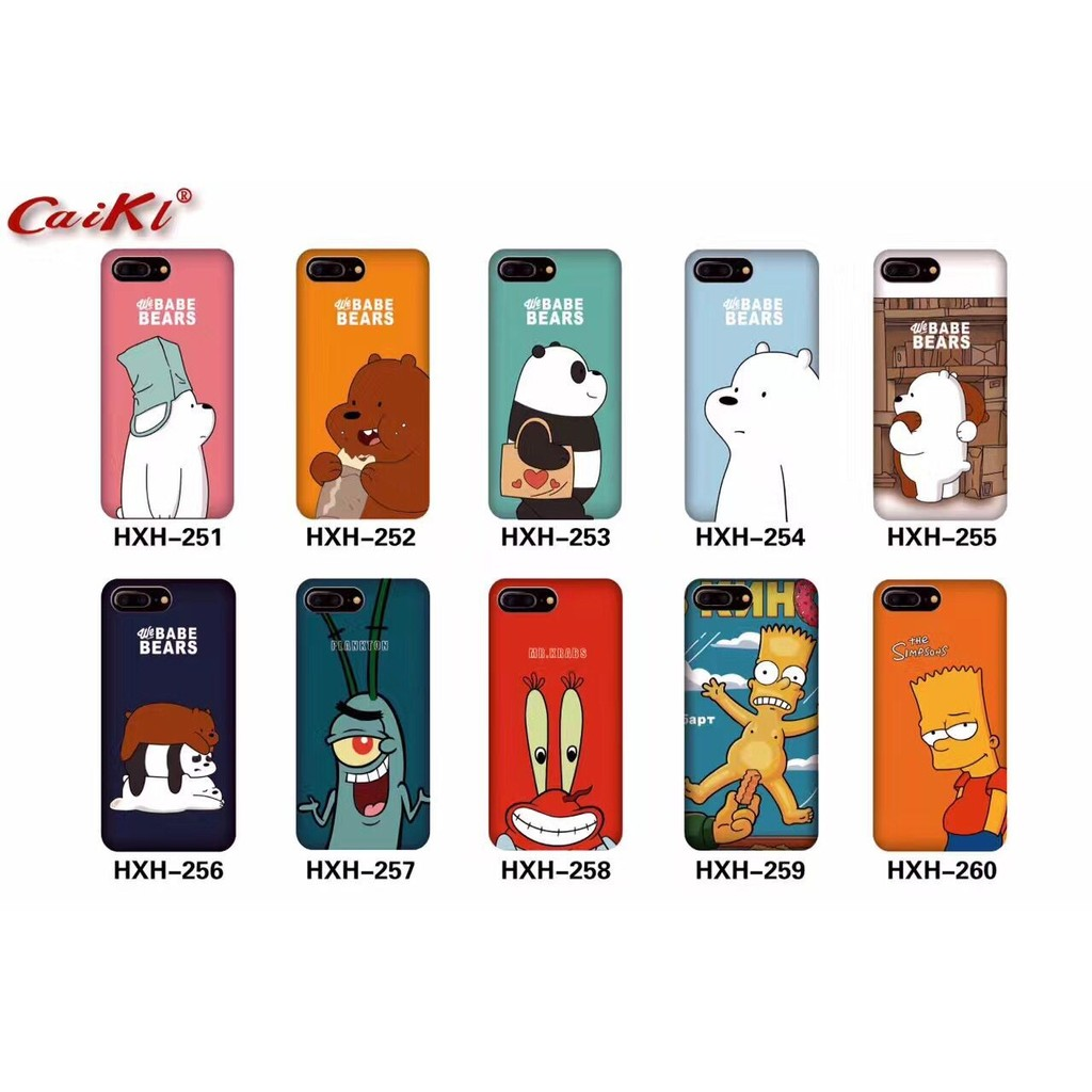 iPhone7 手機殼卡通浮雕可愛防摔殼蘋果6s 超薄7plus 小清新i7 全包硬殼