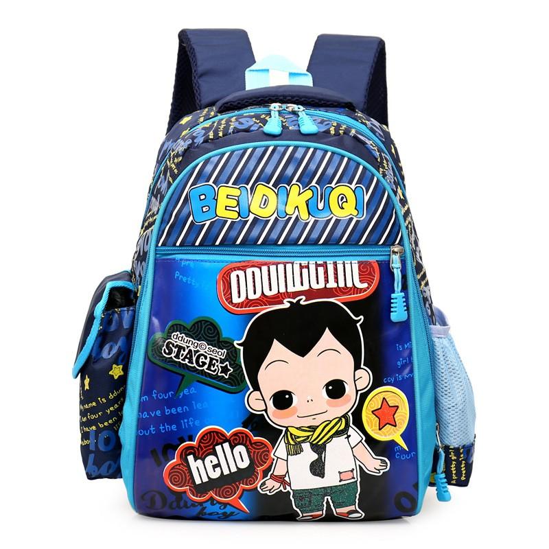 ~開學啦學生書包幼兒書包~小學生幼兒園一年級6 10 歲書包男女兒童雙肩卡通背包