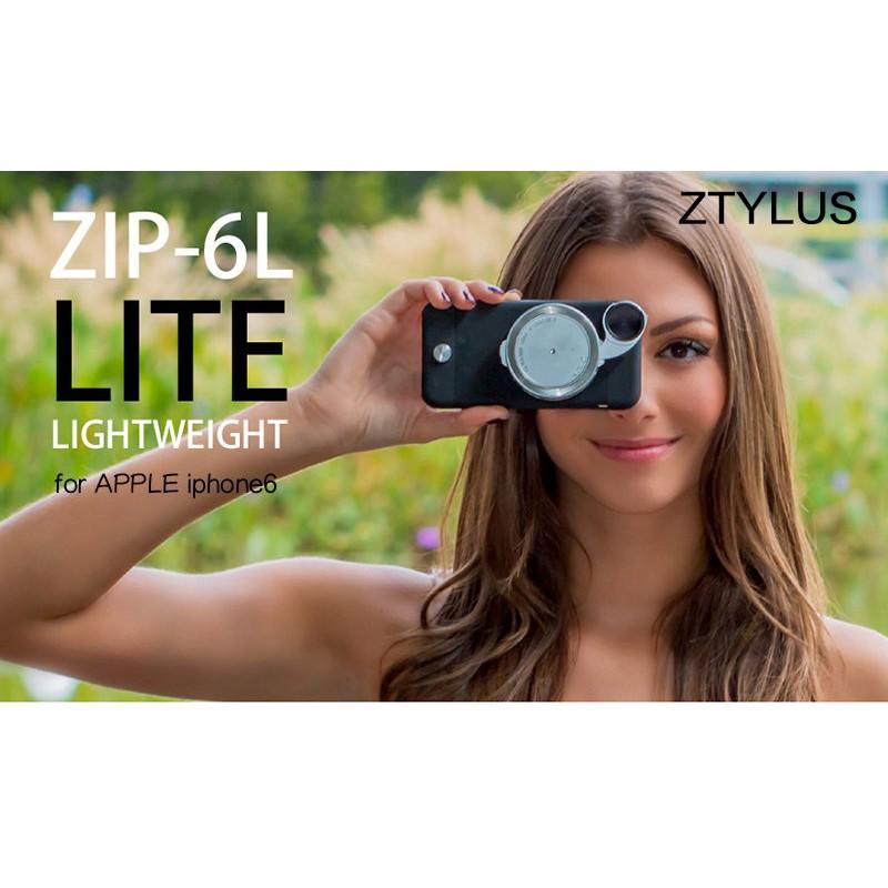 ~eYe 攝影~ Ztylus ZIP 6 Lite iphone 6S 6 plus 黑