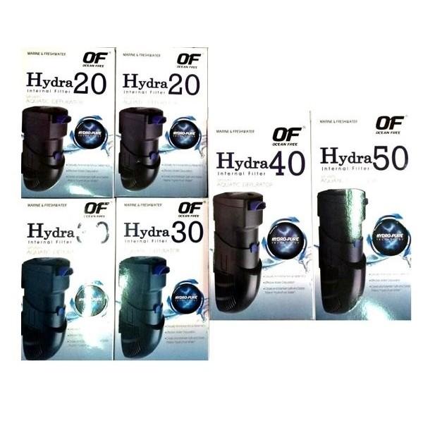 Hydra 50 艾潔 凈水器~氨氮水質處理機1000L H ~~4 5 尺用~除藻淨水殺