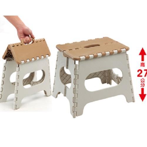 POLYWISE BI 5853 27 公分止滑摺合椅折合椅兒童椅收納輕巧711 店到店服