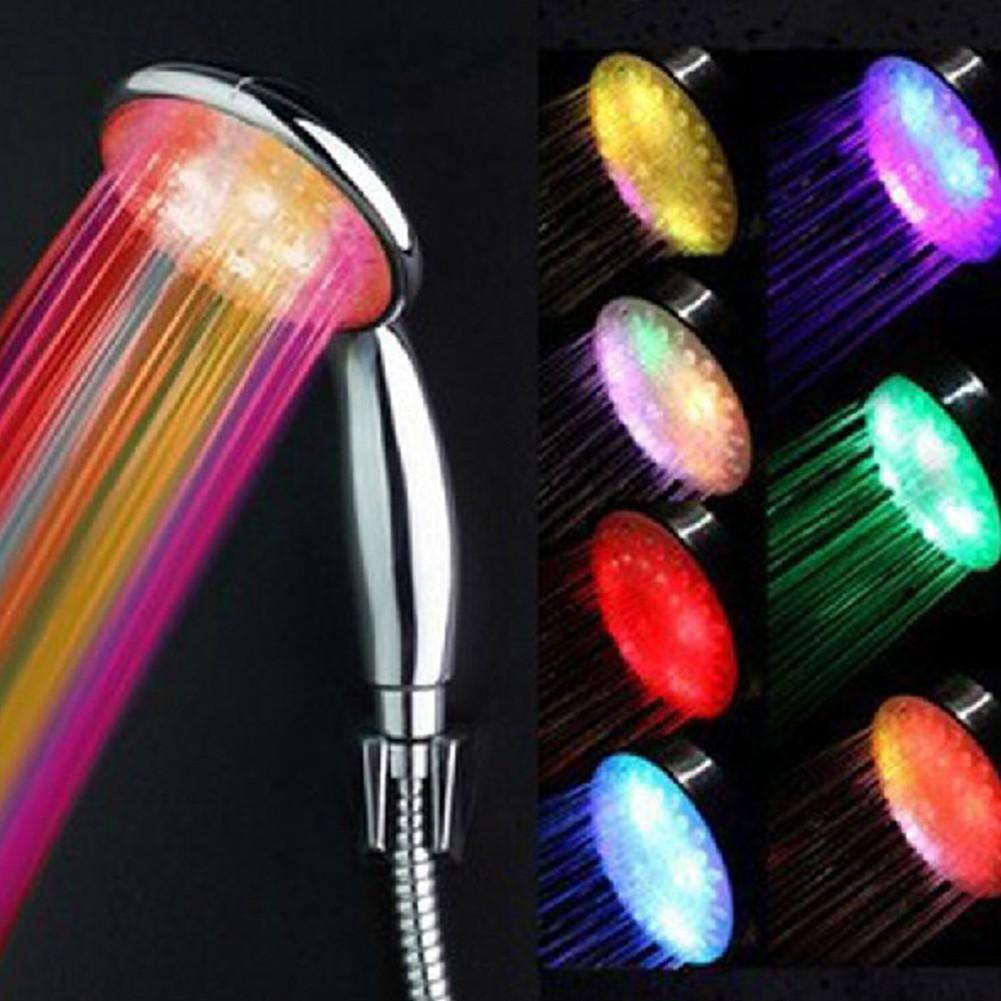 LED 七彩變色花灑RC 9820B