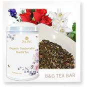 德國農莊B G Tea Bar 有機舒眠花茶Organic Perfect World T