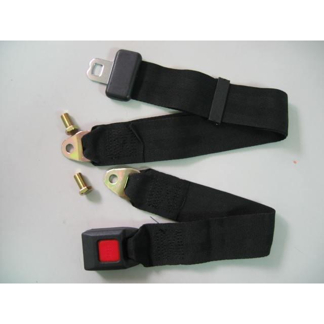 型汽車安全帶二點式安全帶兩點式安全帶