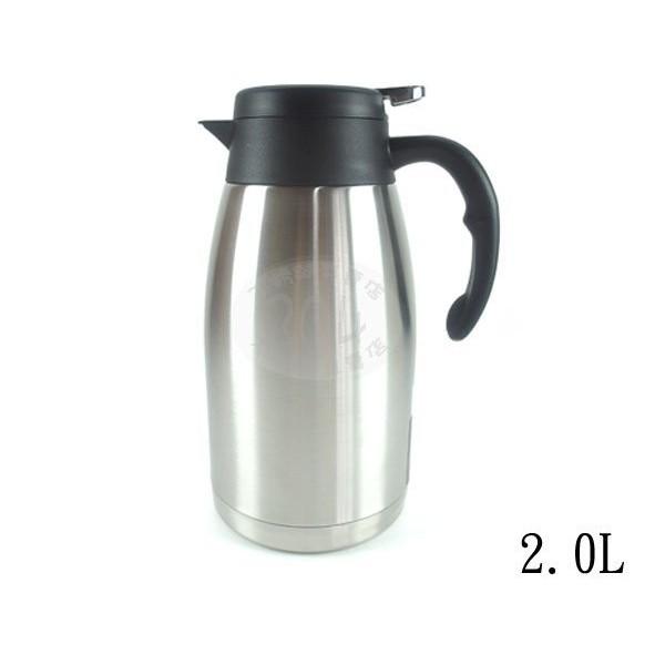 ~304 ~寶馬牌韓國製不鏽鋼真空保溫壺SHW KB 2000 保溫瓶保溫咖啡壺悶燒壺2