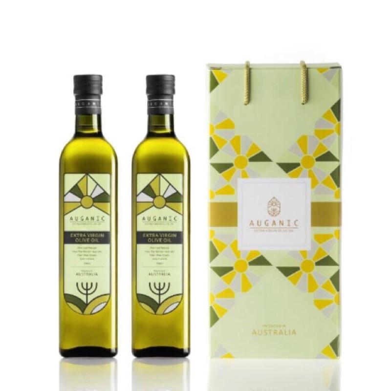 AUGANIC 橄欖油有機橄欖油500ml