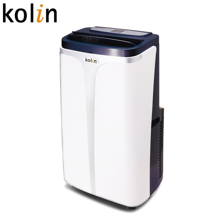 KOLIN 歌林5-7坪DIY冷暖型移動式空調(KD-301M05)-12000BTU