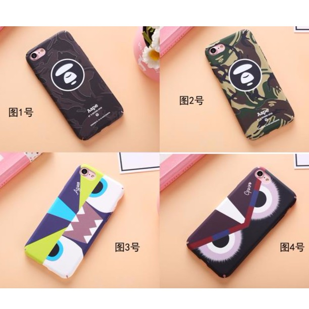iphone6 6s 風景城市全包邊硬殼iphone6plus 6splus 磨砂硬殼Aa