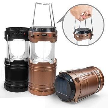 ~YoYo 3C ~太陽能充電電池二用手提式露營燈檯燈