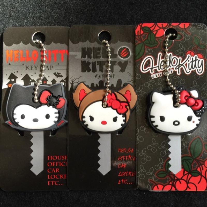 ㊣麗嬰國際代理SANRIO 三麗鷗HELLO KITTY 鑰匙套鑰匙帽鑰匙圈掛飾吊飾絕版