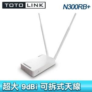 TOTOLINK TOTO LINK N300RB PLUS N300RB 無線分享器可翻