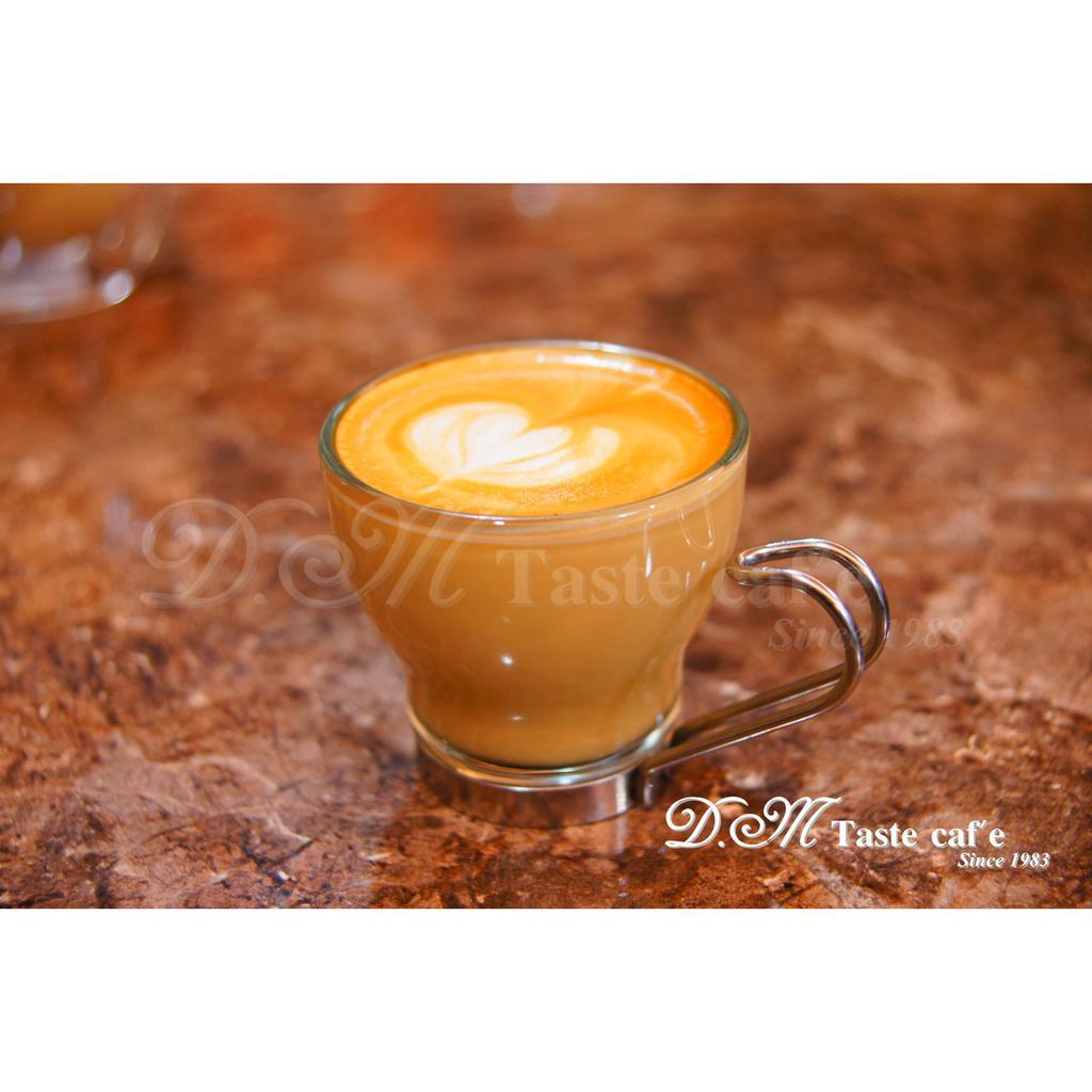 D M Taste caf e Bormioli Rocco P21890 強化濃縮咖啡杯