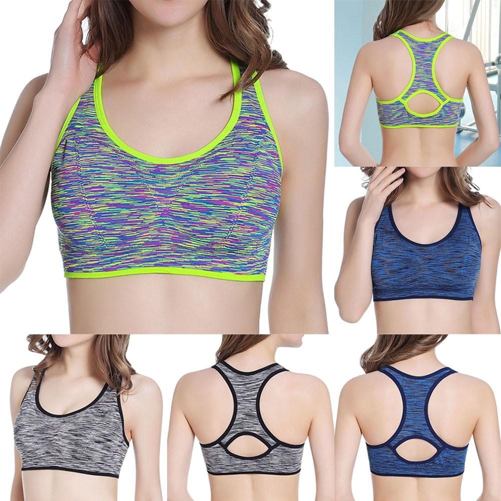 防震 跑步健身內衣速幹文胸舞蹈瑜伽小背心