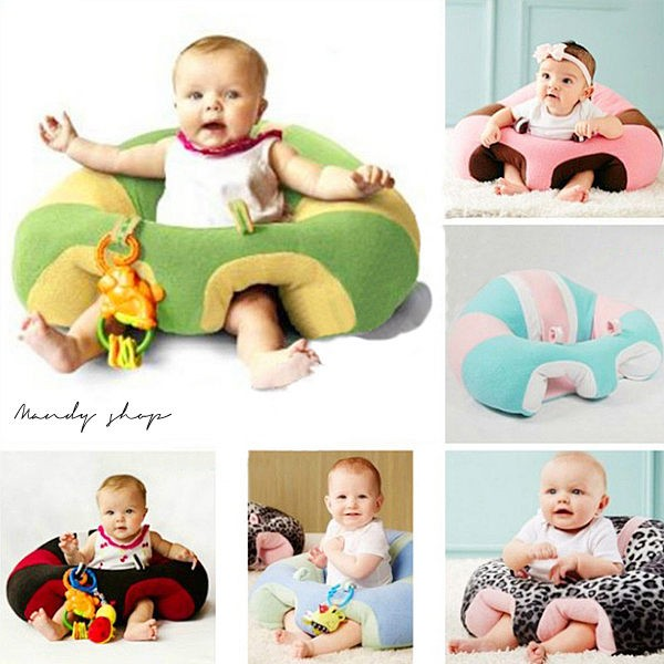 寶寶學坐椅❤~M6973 ~寶寶安全座椅學坐沙發.攜帶方便~蔓蒂小舖孕婦裝~