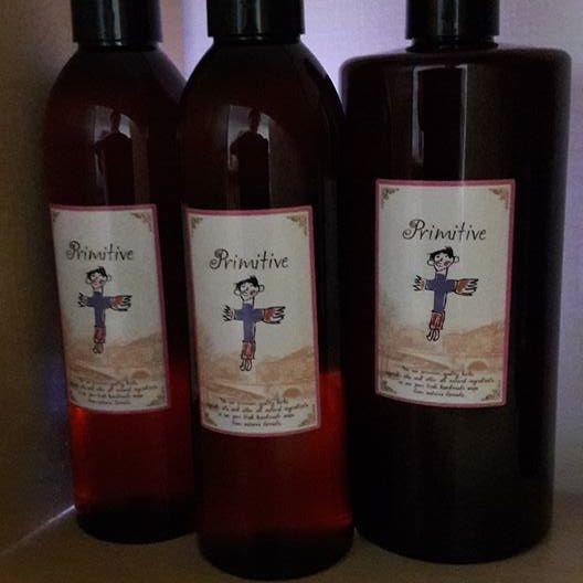 天然植物油配方洗髮精