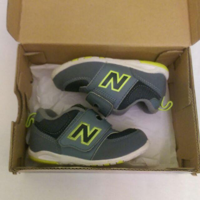 newbalance 紐巴倫嬰兒鞋學步鞋574 系列魔鬼沾