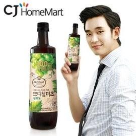 韓國 CJ 青葡萄醋果醋~500ml /瓶146 顆青葡萄泡製,銷售冠軍,金秀賢代言❤